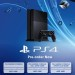 PS4  (Playstation 4)