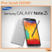 Samsung Galaxy Note 3 at Axiom in Dubai UAE