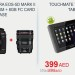CANON SLR Camera & TOUCHMATE Tablet offer at Carrefour in Dubai UAE