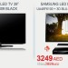 Samsung LED TVs Deal at Carrefour in Dubai UAE