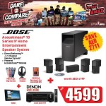 BOSE Home Entertainment Speaker system