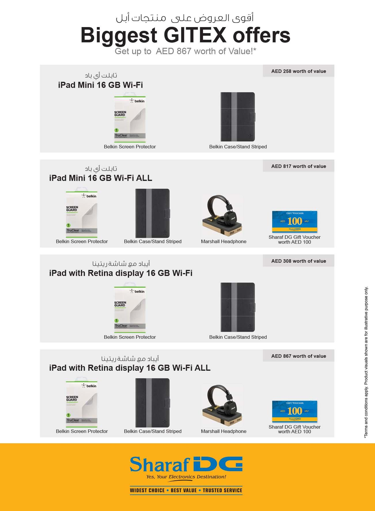 Apple products deals