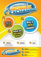 Mobile Exchange Offer at Sharaf DG