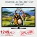 Hisense LED 50″ TV Deal