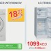 Samsung Washer & LG Fridge Deal at Carrefour