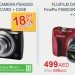 Canon & Fujifilm Digital Cameras Deal at Carrefour