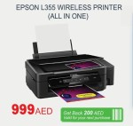 EPSON  Wireless Printer Deal at Carrefour