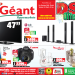 DSF offers at Geant
