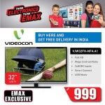 Videocon 32″LED TV Deal at Emax
