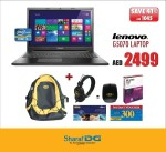 Lenovo Laptop Deal at Sharaf DG