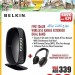 Belkin Range Extender Dual Band Deal at Sharaf DG