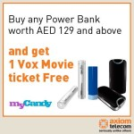 My Candy Power Bank Deal at Axiom