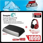 Seagate 3TB Storage Drive Deal at Emax
