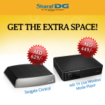 HDDs Offers at Sharaf DG