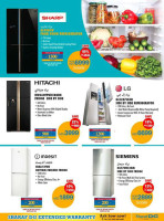 Exclusive Refrigerator Offer at Sharfa DG