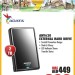 ADATA 2TB External Hard Drive Deal at Sharaf DG