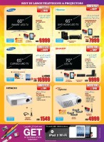 Smart TVs Best Deals at Sharaf DG