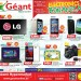 Crazy Weekend Deals at Geant