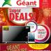 Amazing Super Deals at Geant
