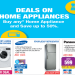 Home Appliances Offers at Plug Ins
