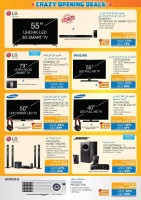 Smart TVs Crazy Offers at Sharaf DG  Store