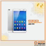 Huawei MediaPad X1 Awesome Offer at Axiom