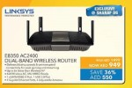Linkysys Dual Band Wireless Router Great Offer at Sharaf DG