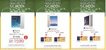 Appple iPads  Exciting Offers at Sharaf DG