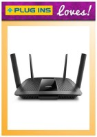 Linksys MAX-STREAM AC2600 Wireless Router Offer at Plug Ins
