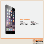 iPhone 6 16GB & 64GB Amazing Offer at Axiom