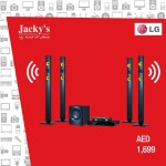LG Home Theatre System Offer at Jacky's