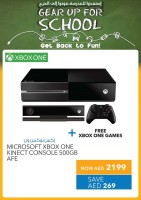 XBoX One Amazing Offer at Sharaf DG