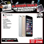 iPhone 6 64 GB Awesome Offer at Emax