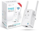 TP-Link 300Mbps Wi-Fi Range Extender With AC Passthrough {TL-WA860RE}
