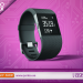 Fitbit Surge Fitness Super Watch Offer at Jumbo Online Store