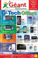 G – Tech Awesome Offers at Geant