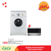 Daewoo Washing Machine & Microwave Oven Offer at LuLu Hypermarket