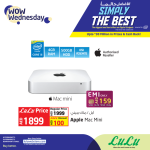 Apple Mac mini Awesome Offer at LuLu Hypermarket