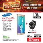 Samsung Galaxy S6 Edge Plus Smartphone  Offer at Emax