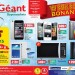 Weekend Bonanza Offers at Géant Hypermarkets