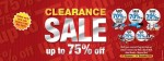 Clearance Sale Up to 75% Off at Plug Ins