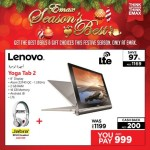 Lenovo Yoga Tab 2 Crazy Offer at Emax