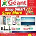 Shop Smart Save More Offers at Geant Hypermarkets