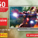 Sharp 40″ Full HD LED TV Amazing Offer at Geant