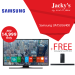 Samsung UHD Smart TV Awesome Offer at Jacky's