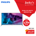 Philips 4K UHD Smart TV Offer at Jacky's