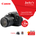 Canon EOS 700D Camera Offer at Jacky's