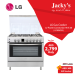LG Gas Cooker Amazing Offer at Jacky's