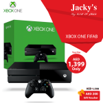 Xbox One Bundle Offer at Jacky's
