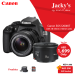 Canon EOS 1200D Kit Awesome Offer at Jacky's